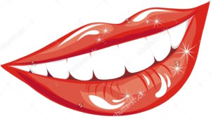 white teeth, smile